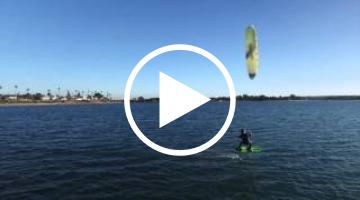 image vidéo Sail Bay-Mission Bay - USA
