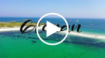 image vidéo île du loch-Glénan - France (4 vidéos)